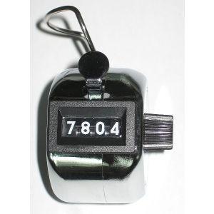 Licznik ręczny, mechaniczny, profesjonalny MMC4