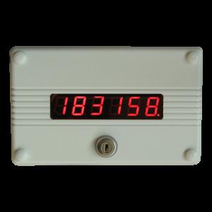 Centralka licznika osób LEIC4650 o555 z limitem.