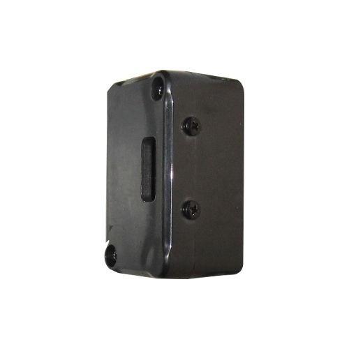 Fotokomórka refleksyjna CX-493 w obudowie czarnej.