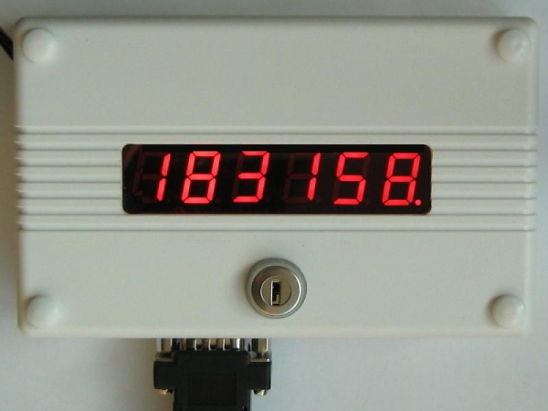 Licznik osób LEIC-4650 wielowejściowy wersja o470