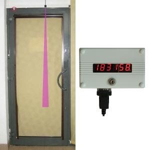 Z42  Licznik odwiedzających do drzwi otwieranych do środka z interfejsem