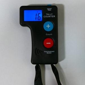 Licznik ręczny, elektroniczny, góra - doł EMC4UD2