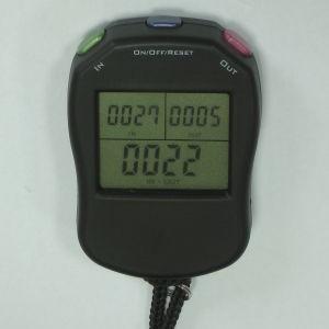 Licznik ręczny, elektroniczny, potrójny góra - doł EMC8UD